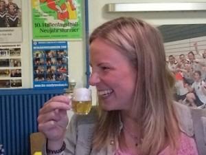 ein bier für chrissi hom